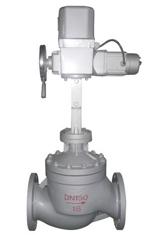 德国ROBOT电动单座调节阀