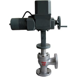 德国ROBOT电动角形调节阀