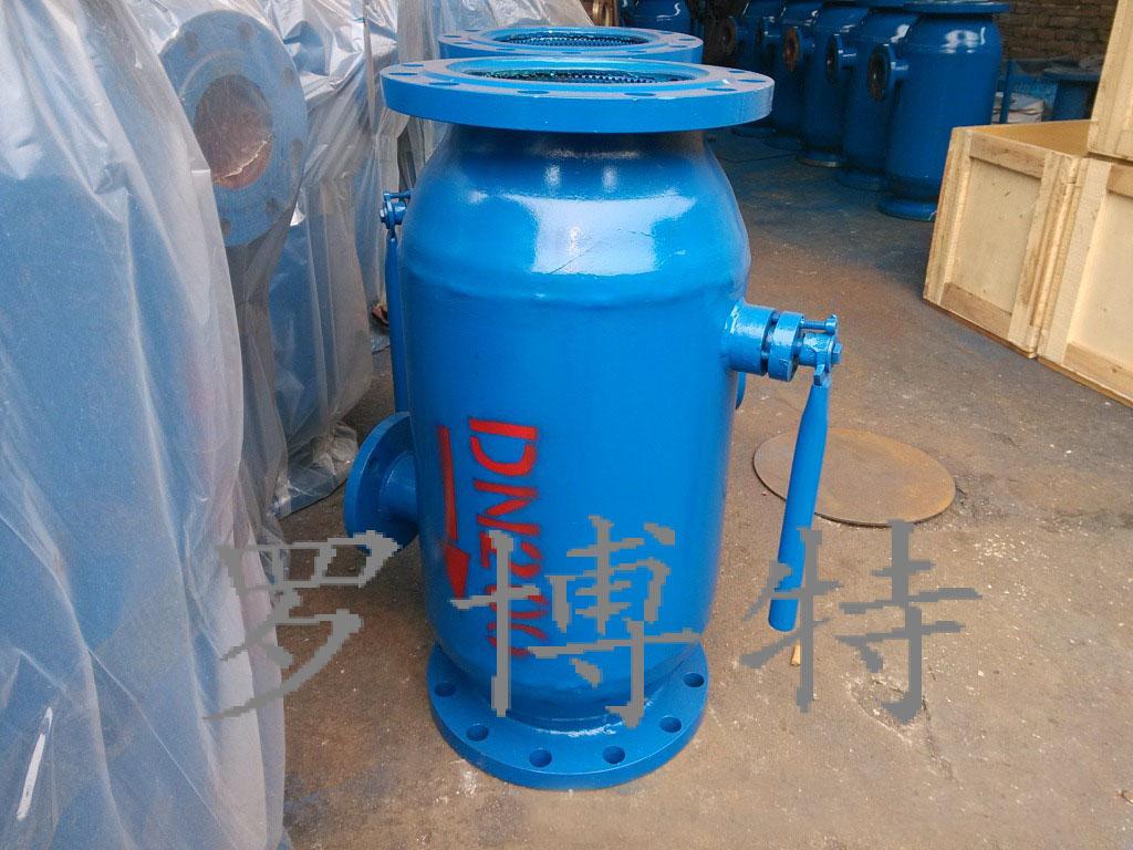 罗博特自动排污过滤器