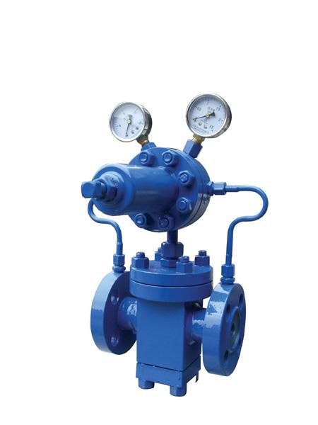罗博特法兰高压气体减压阀