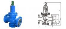 <b>罗博特弹簧薄膜式减压阀</b>